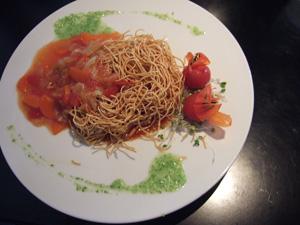Dish Noodle Addition